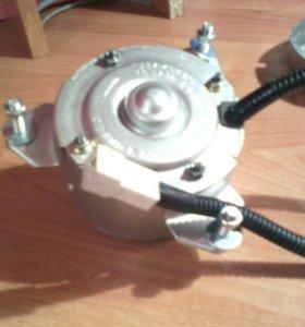 Электродвигатель радиатора охолождения Ваз 2114