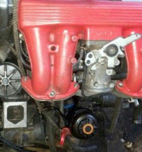 Мотор коробка кардан бмв м40 1.6