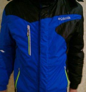 Куртка муж. Новая. Размер 50-52.