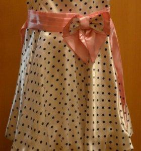 Новогоднее платье в стиле Стиляги