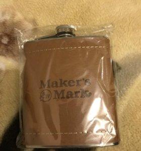 Фляжка Maker's Mark