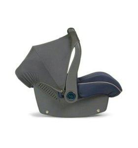 Люлька автокресло happy babygelios V2 blue