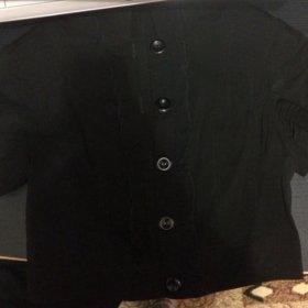 Короткая кофта под блузки и рубашки