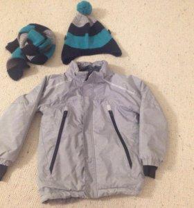 Куртка HM на 122