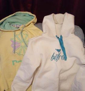 Худи, свитер, толстовочки 300-350
