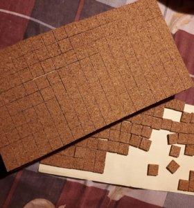 Пробковые квадраты
