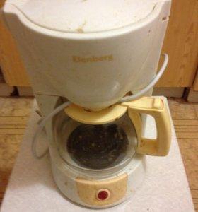 Кофеварка элетрическая