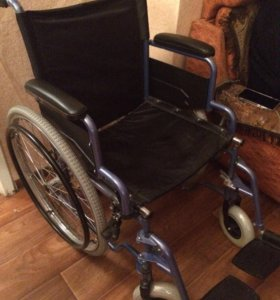 Новая инвалидная коляска, торг