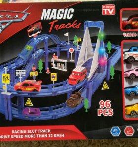Трек трасса тачки. Magic track.