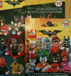 Новый пакетик с минифигуркой Lego, серия Batman