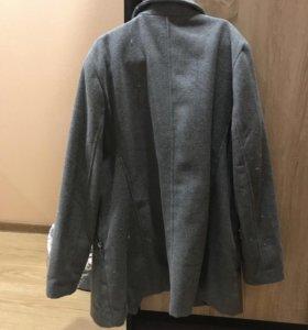 Пальто(новое)Bershka