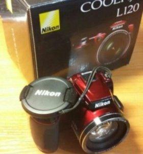 Nicon Coolpix L120