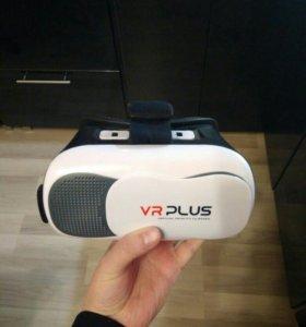 Очки виртуальной реальности VR PLUS 3.