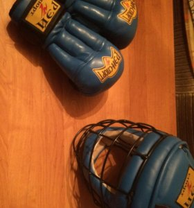 Защитное снаряжение для рукопашного боя