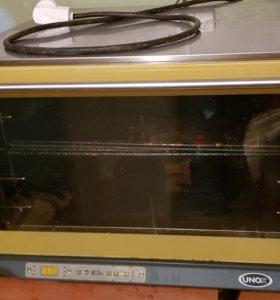 Печь конвекционная с пароувлажнением UNOX XF 195