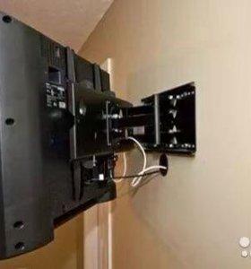 Антенна,ремонт-общая-домовая,подключение