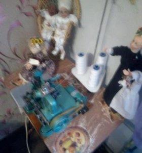 Швейная машина оверлок Жасмин-50