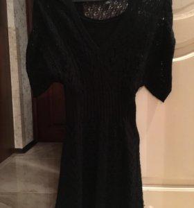 Вязанное платье MANGO