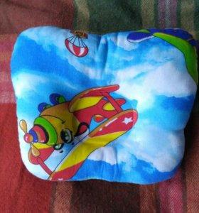 Подушка новорожденному бабочка