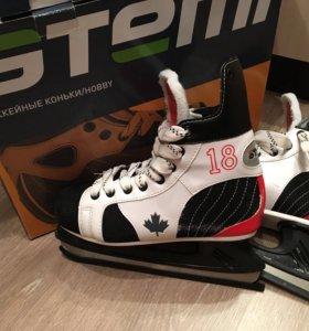 Хоккейные коньки ATEMI
