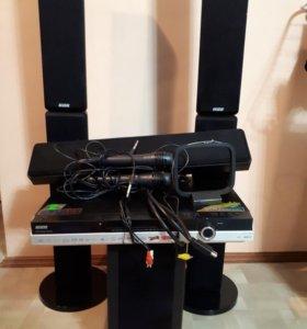 Музыкальная система BBK