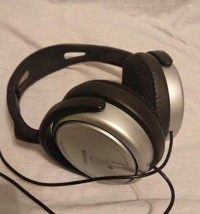 Наушники для музыки и игр Philips SHP2500