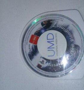 Продается Диск для PSP Assassin s CreeD
