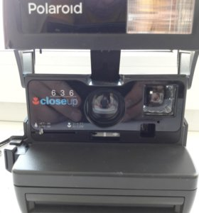 Фотоаппарат палороид