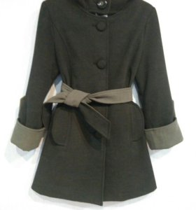 Пальто демисезонное ORBY для девочки