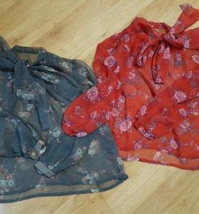 Шифоновые блузки