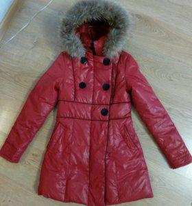 Пальто р. 42-44 зима