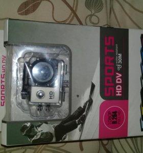 Экшн камера 1080 full HD