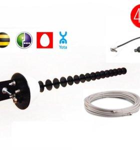4G Направленная антенна для USB модемов