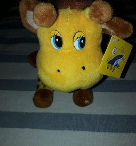 Жираф говорящая игрушка