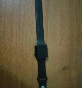 Новые умные часы IWO2