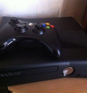 Xbox 360 slim freeboot+35 игр
