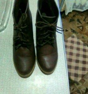 Обувь весна -осень