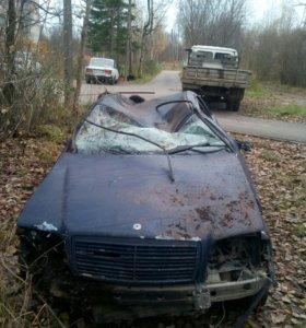 Разбор Mercedes w 202