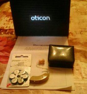 Слуховой аппарат Oticon E202