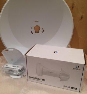 WiFi точка Ubiquiti PowerBeam M2 400