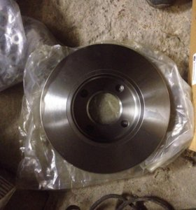Тормозные диски, AUDI,VW,SKODA