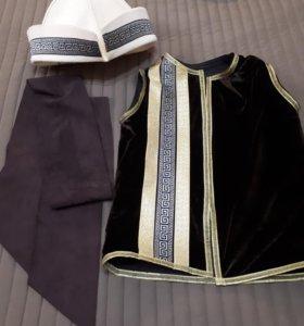 Кыргызский костюм