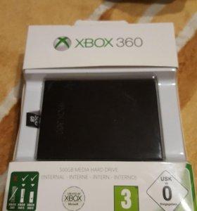 Жесткий диск для XBOX 360 на 500 gb