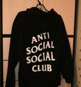 толстовка, худи Anti Social Social Club ASSC