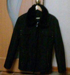 мужская куртка 48р