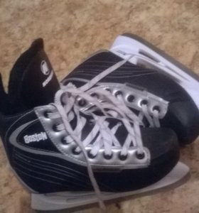 Новые хоккейные коньки Nordway