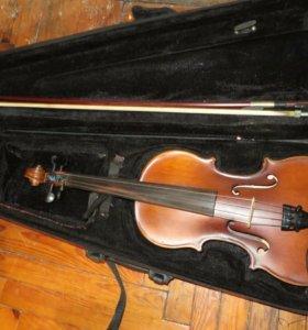 Скрипка Bestler 3/4 со смычком