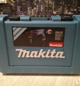 Перфоратор Makita HR2470FT новый