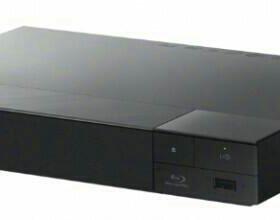 DVD Sony BDP-S6500