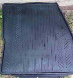 Резиновые коврики для Форд Куга 2
